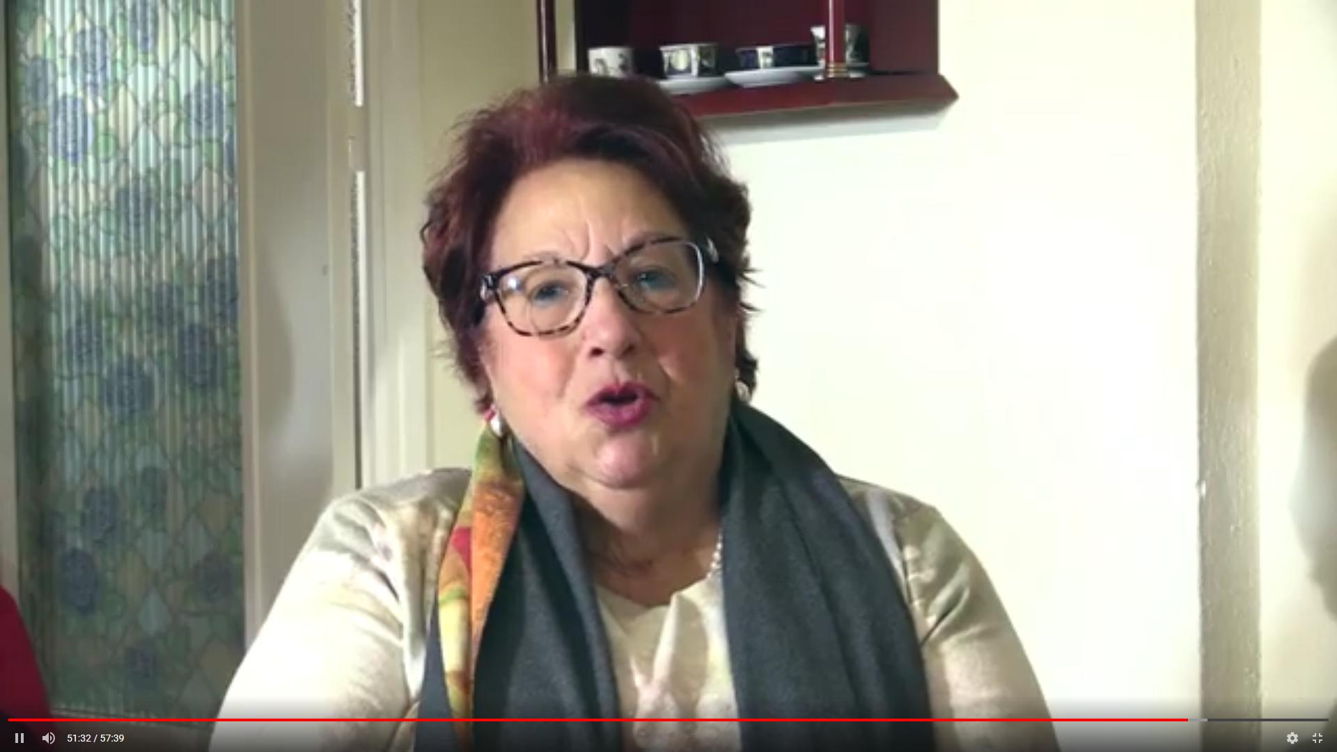 Nuestra Gente – Profesora Luisa Hurtado 2020